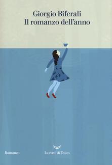 Il romanzo dell'anno - Giorgio Biferali - copertina