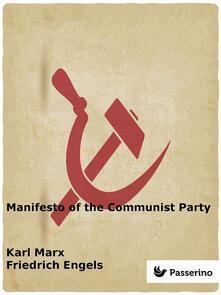 TheManifesto of the Communist Party