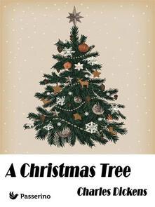 AChristmas tree