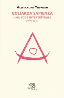 Premioquesti.it Goliarda Sapienza: una voce intertestuale (1996-2016) Image