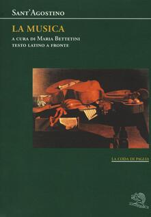 La musica. Testo latino a fronte.pdf