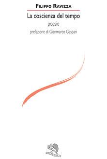 La coscienza del tempo - Filippo Ravizza - copertina