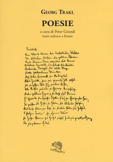 Ilmeglio-delweb.it Poesie. Testo tedesco a fronte Image