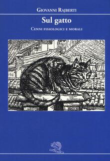 Radiospeed.it Sul gatto. Cenni fisiologici e morali Image