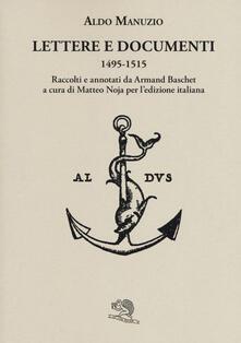 Ilmeglio-delweb.it Lettere e documenti 1495-1515 Image