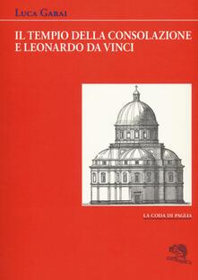 Listadelpopolo.it Il Tempio della Consolazione e Leonardo da Vinci Image
