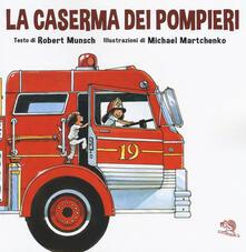 Premioquesti.it La caserma dei pompieri Image