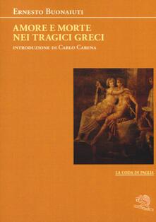 Ipabsantonioabatetrino.it Amore e morte nei tragici greci Image