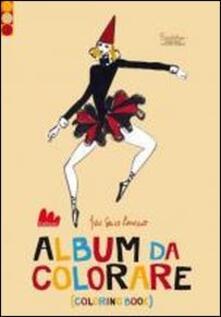 Associazionelabirinto.it Album da colorare Yves Saint-Laurent. Ediz. illustrata Image