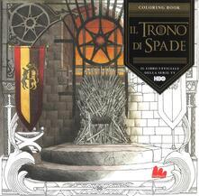 Festivalpatudocanario.es Il trono di spade. Coloring book Image