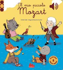 Amatigota.it Il mio piccolo Mozart. Libro sonoro Image
