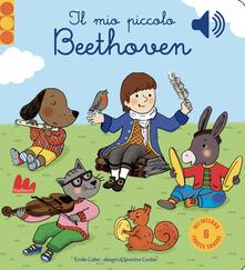 Filippodegasperi.it Il mio piccolo Beethoven. Libro sonoro Image
