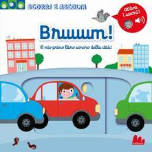 Listadelpopolo.it Bruuum! Il mio primo libro sonoro della città! Scorri e ascolta Image