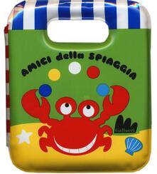 Steamcon.it Amici della spiaggia. Ediz. a colori Image