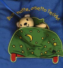 Squillogame.it Buonanotte, orsetto Teddy! I batuffolibri. Ediz. a colori Image