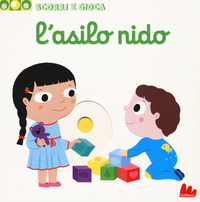 L' L' asilo nido. Scorri e gioca. Ediz. a colori - Choux Nathalie - wuz.it