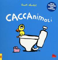 Caccanimali. Libro sonoro. Ediz. a colori - Charlat Benoît - wuz.it