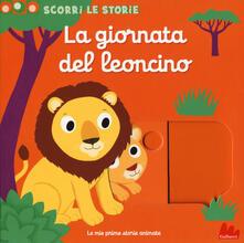 Daddyswing.es La giornata del leoncino. Scorri le storie. Ediz. a colori Image