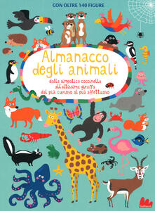 Listadelpopolo.it L' almanacco degli animali. Ediz. a colori Image