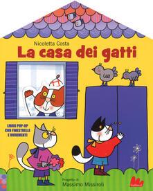 Radiospeed.it La casa dei gatti. Libro pop-up. Ediz. a colori Image