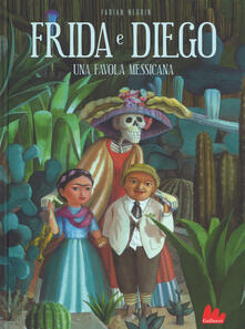 Voluntariadobaleares2014.es Frida e Diego. Una favola messicana. Ediz. a colori Image
