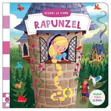 Voluntariadobaleares2014.es Rapunzel. Scorri le fiabe. Ediz. a colori Image