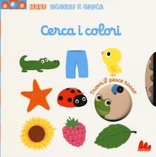 Camfeed.it Cerca i colori. Maxi scorri e gioca. Ediz. a colori Image