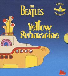 Premioquesti.it The Beatles. Yellow submarine. Mini pop-up. Ediz. a colori Image