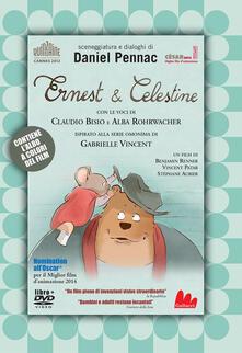 Charun.it Ernest e Celestine. Il film. DVD. Con Libro in brossura Image