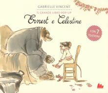Listadelpopolo.it Ernest e Celestine. Il grande libro pop-up. Ediz. a colori Image