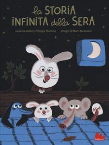 Grandtoureventi.it La storia infinita della sera. Ediz. a colori Image