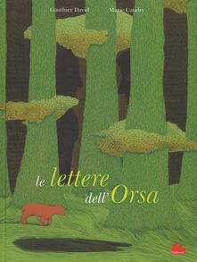 Le lettere dellorsa. Ediz. a colori.pdf