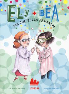 Osteriacasadimare.it Ma che bella pensata! Ely + Bea. Vol. 7 Image