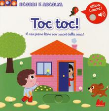 Winniearcher.com Toc toc! Il mio primo libro sonoro con i suoni della casa. Scorri e ascolta. Ediz. a colori Image
