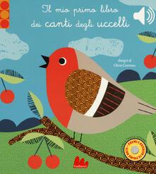 Promoartpalermo.it Primo libro dei canti degli uccelli. Libro sonoro Image