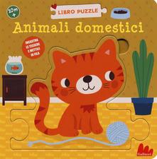 Animali domestici. Libro puzzle. Ediz. a colori.pdf