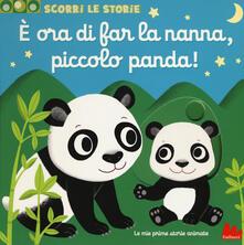 È ora di far la nanna, piccolo panda! Ediz. a colori.pdf