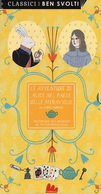 Le Le avventure di Alice nel paese delle meraviglie da Lewis Carroll. Ediz. a colori - Bryksenkova Yelena - wuz.it