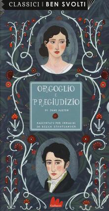 Orgoglio e pregiudizio da Jane Austen. Ediz. a colori.pdf