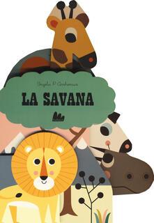 Amatigota.it La savana. Ediz. a colori Image