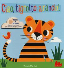 Antondemarirreguera.es Ciao, tigrotto arancio! Tocca e scopri. Ediz. a colori Image