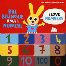 Antondemarirreguera.es Bill Bilingue ama i numeri. Ediz. a colori Image