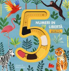 Listadelpopolo.it 5 numeri in libertà secondo il metodo Montessori. Ediz. a colori Image