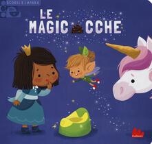 Promoartpalermo.it Le magicacche. Scorri e impara. Ediz. a colori Image