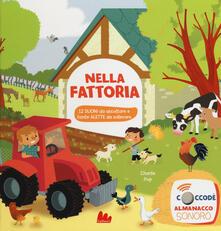 Tegliowinterrun.it Nella fattoria. Libro sonoro. Ediz. a colori Image