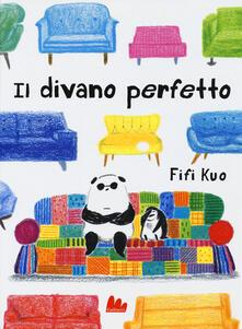 Festivalshakespeare.it Il divano perfetto. Ediz. a colori Image