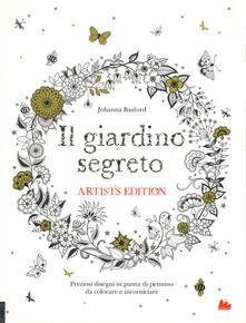 Promoartpalermo.it Il giardino segreto. Artist's edition Image
