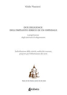 Due diligence dellimpianto idrico di un ospedale e progettazione degli interventi di adeguamento. Individuazione delle criticità, analisi dei consumi, proposte per labbattimento dei costi.pdf