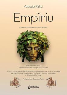 Criticalwinenotav.it Empìriu. Quannu lu dramma anticu vesti sicilianu Image
