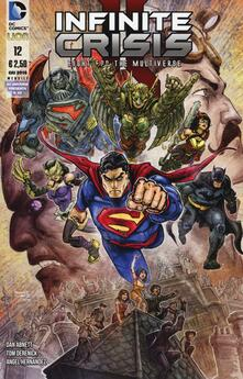 Rallydeicolliscaligeri.it Infinite crisis: fight for the multiverse. Vol. 12 Image